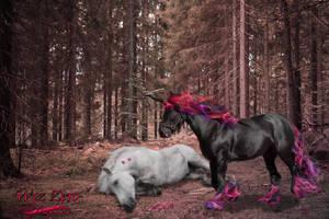 Vamp-Unicorn by DarkWyz