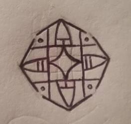 Akerric: Bind Rune - Tuulo by Ofbooksandballpoints