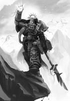 The Daemon Peaks by ning