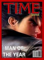 He's The Man by BloodTalonHero