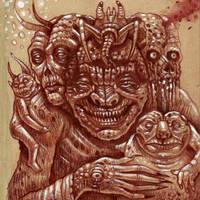 Incantation of Evileness by Enfant-Terrible