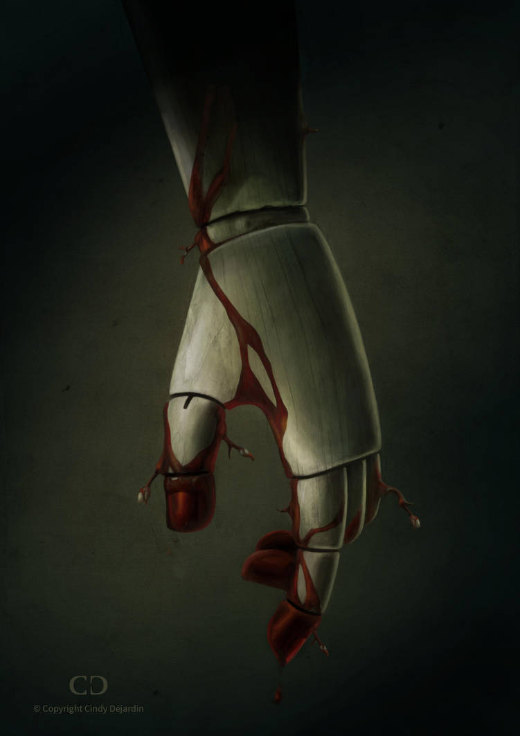 Doll Hand by cdesign-art