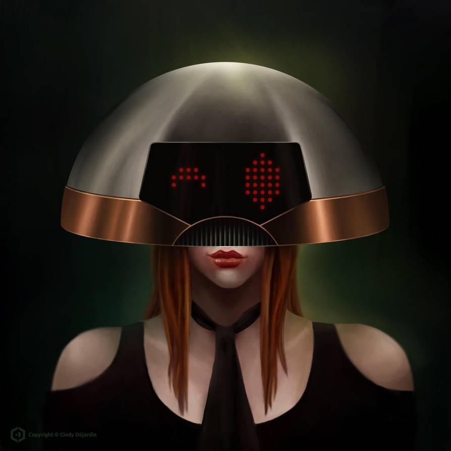 Portrait Experiment by cdesign-art