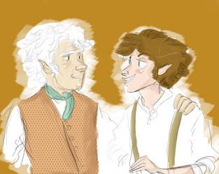 The Hobbits by salma17