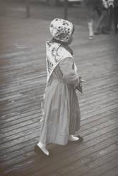 The Girl by SylviaDalberg