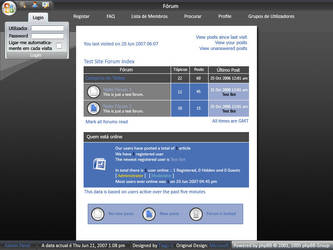 PHPbb design: MS Word Black 07 by Art-Acolyte