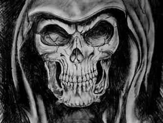 grim reaper by enigmatic-freak