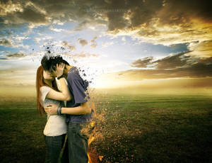 The Last Kiss by debNise