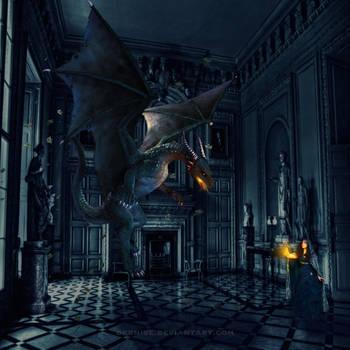 Dragonheart by debNise