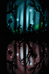 The Upside Down by debNise