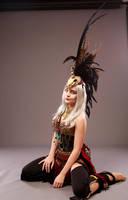STOCK_Unicorn Headdress.6 by Bellastanyer-STOCK