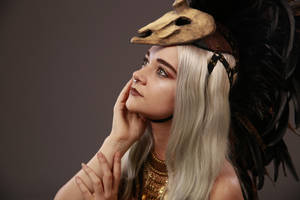STOCK_Unicorn Headdress.7 by Bellastanyer-STOCK