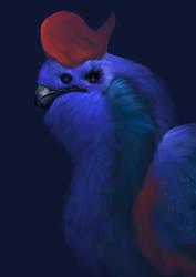 Alien Bird 03 by ballisticCow