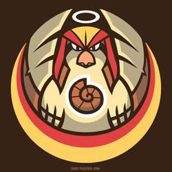 The Prophet [T-shirt] by Versiris