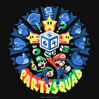 PARTY SQUAD [T-Shirt] by Versiris