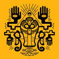 The Golden Tomb (T-Shirt) by Versiris