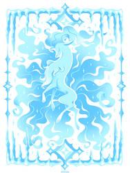 The Ice Queen by Versiris