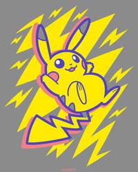 Let's Go Pikachu! by Versiris