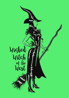 WICKED WITCH by GrievousGeneral