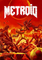 METROID DOOM by GrievousGeneral