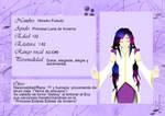 Utau Himeko Futsuki +VB by HaradaHyuga