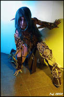 Night elf_4_Japan Expo_2012 by ladymisterya