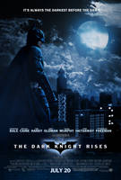 The Dark Knight Rises - Poster by NewRandombell