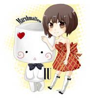IU - Marshmallow by sayukino