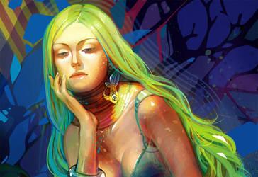 Dream Again - Detail by LimKis