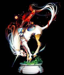 Pferd by LimKis