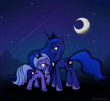 Luna Luna by FictiveTriad