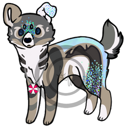 +OPEN+ All Me Adopt #1 by Arabianwolflove