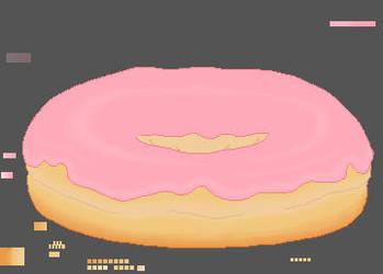 Mmmm Donuts by Arabianwolflove