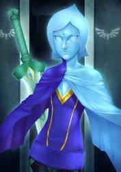 Legend of Zelda - Fi by JacyA