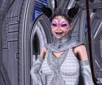 Alien Diplomat by AdamTLS