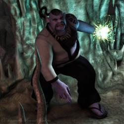 Ogre Magi 01 by AdamTLS