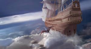 Sky Voyage by Wineye-ll