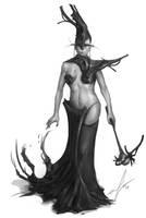 Black Mage by EmanuelMardsjo