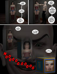 Curia in Send in the Clown! Page 2 by chainedknee