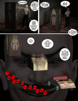 Ultra Woman in Joker on the Left, Page 2 by chainedknee