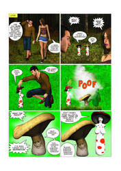 Metamorphoses, Part 9, Pg 6: Back to Nature by chainedknee