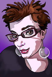 Self Portrait by SusieBeeca