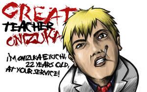 GTO Great Teacher Onizuka by Makian