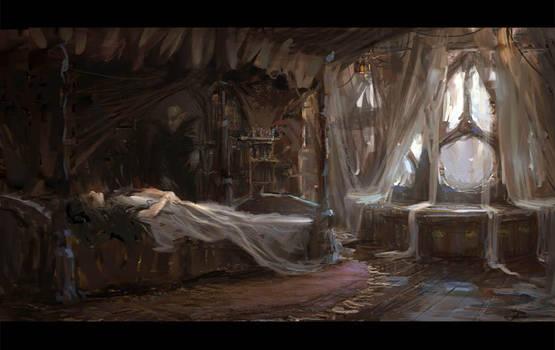 Vampire by MarcoBucci
