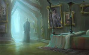 Nosferatu part II by MarcoBucci