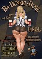 BaDunkelDunk by DrunkenWeaselBrewery