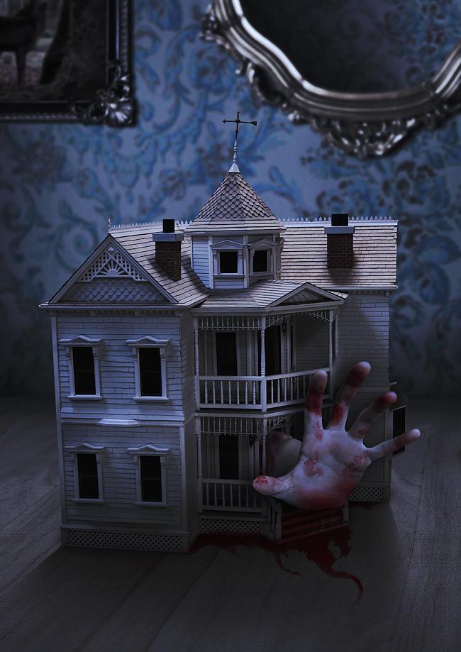 Dollhouse Terror by royal-nightmare