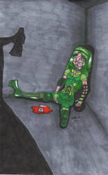 Broken Doll by nekonezume