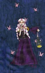 Lynn the sorceress by nekonezume
