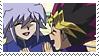 Heartshipping (Ryou x Yuugi) Stamp 1 by CrazyYGOShipper
